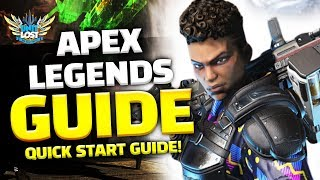 Apex Legends - Quick Start Guide! (Tips and Advice)