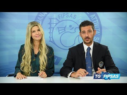La 12° puntata del TG FIPSAS 2016