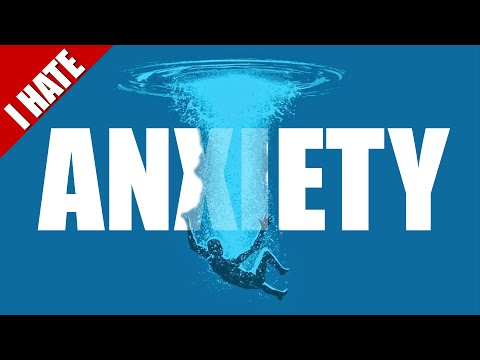 I HATE ANXIETY (AND STALKERS)