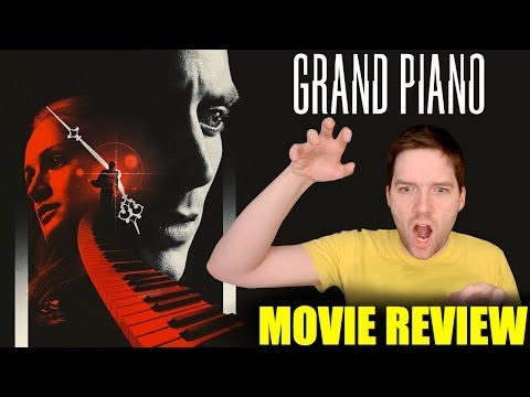 Grand Piano - Movie Review