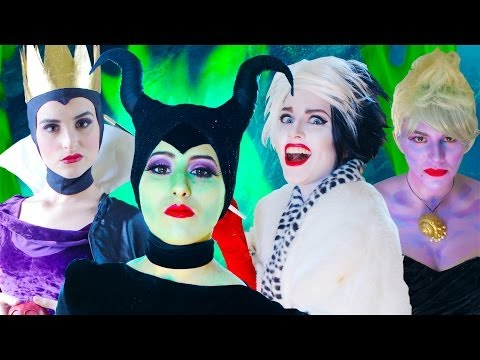 musicals - Maleficent and her fellow Disney Villains have had enough! Subscribe for more: http://bit.ly/SubscribeAVbyte Behind the Scenes: http://youtu.be/IFB5Yh4XvdA W...