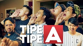 Video TIPE TIPE A feat. REZAOKTOVIAN, SKINNYINDONESIAN24, DAVIDBEATT, CIANICOLAY MP3, 3GP, MP4, WEBM, AVI, FLV Desember 2017