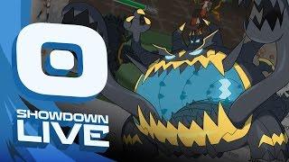 Pokemon Sun and Moon! BO5 Showdown Live w/PokeaimMD & Blunder B05 MONOTYPE RANDOM by PokeaimMD