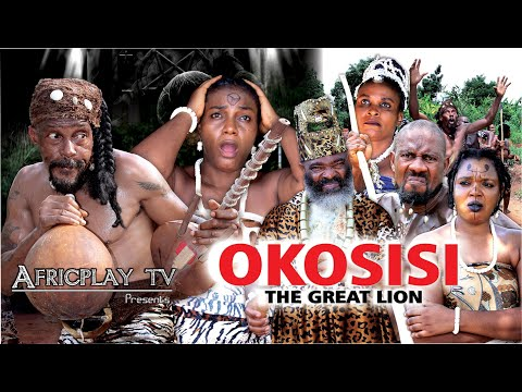 OKOSISI the great lion; first Epic film by HANK ANUKU, 2020 best nollywood Epic