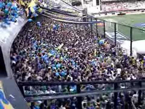 Vamos Xeneizes - La 12 - Boca Juniors