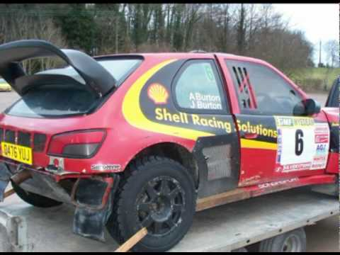 Wyedean Rally 2010