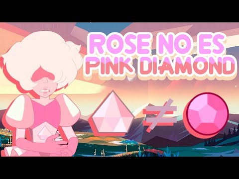 ROSE NO ES PINK DIAMOND - Steven Universe (Teoria)