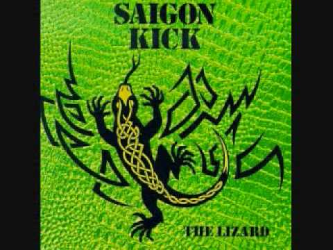 Tekst piosenki Saigon Kick - The Lizard po polsku