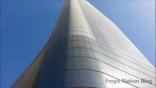 Skyfall Al Hamra 414 - Chris Mcdougall Base Jump