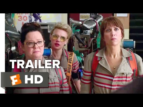 Ghostbusters Official Trailer 2