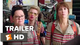 Ghostbusters Official Trailer #2 (2016) - Kristen Wiig, Melissa McCarthy Movie HD by  Movieclips Trailers