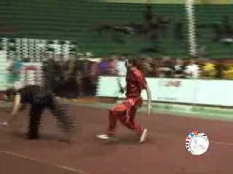 Clipe Campeonato Paulista de Kung Fu - Araras 2009
