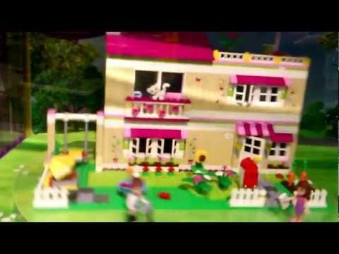 "Конструктор LEGO Friends 3315 ""В гостях у Оливии"""