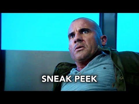 "DC's Legends of Tomorrow 2x03 Sneak Peek ""Shogun"" (HD)"