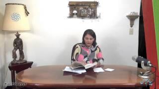 گلزار اندیشه ها - شاعران زن افغان - بخش سوم - با اجرای خانم ناجیه کریم
