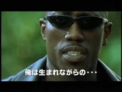 木曜洋画CM ブレイド