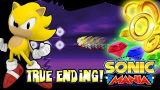 Welcome back to my 60FPS Lets Play on Sonic Mania in this episode we go up against the real final boss of this game.