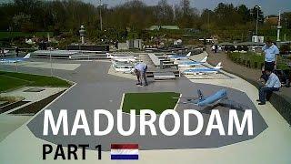 Video HOLLAND: Madurodam (part 1) miniature city [HD] MP3, 3GP, MP4, WEBM, AVI, FLV Juni 2018