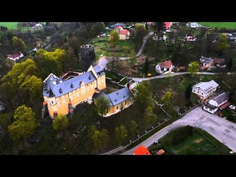 Hrad a zámek Starý Hrozňatov