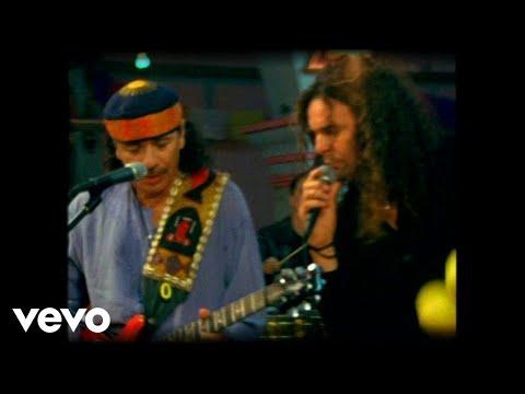 Maná e Carlos Santana - Corazón espinado