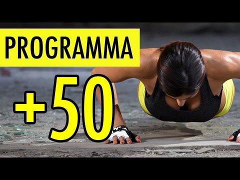 PROGRAMMA COMPLETO PER ARRIVARE A 50 FLESSIONI E PIÙ!