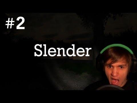 Slender #2! МИРОВОЙ РЕКОРД!