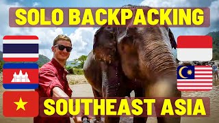 Solo Backpacking Southeast Asia