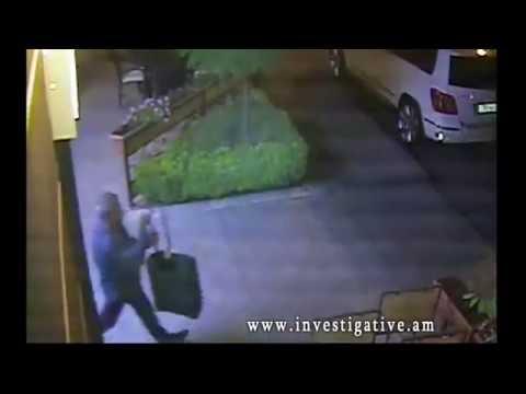 Հյուրանոցում գողացել են քաղաքացու ճամփորդական պայուսակը (տեսանյութ)