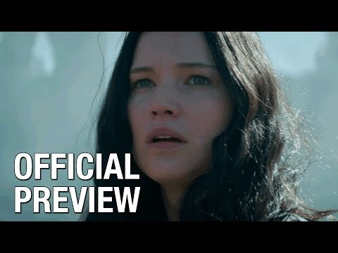 MOVIES: The Hunger Games: Mockingjay - Part 1 - Return to District 12 - Teaser Trailer