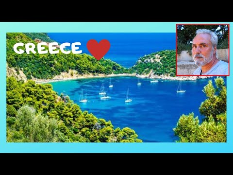 GREECE: The beautiful ISOLATED BEACHES, island of SKOPELOS, WHERE TO GO/WHAT TO SEE