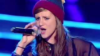 Frances Wood performs 'Where is the Love?' - The Voice UK - Blind Auditions 2 - BBC One