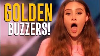 ALL 5 GOLDEN BUZZERS On Americas Got Talent 2018