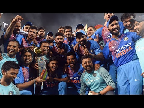 India's win highlights the quality of their reserves - Harsha Bhogle