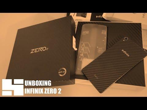 Unboxing Infinix Zero 2 Indonesia