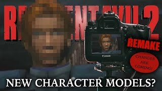 Will photogrammetry bring new character models?Will casting be better than Chris Redfield?Subscribe: https://goo.gl/HAvfDUThe new Resident Evil 2 Remake rumored to be using the same RE game engine and the same photogrammetry technology as Resident Evil 7. After the change of the Chris Redfield model in RE7, fans are worried about other possible changes to the models of the Remake game with the new process being used, and live models being cast. So how different might our favorite characters like Claire Redfield, Leon Kennedy and Ada Wong look in RE2 Remake?RESIDENT EVIL 2 REMAKECHANGES: New Voice Actors ► https://goo.gl/VoiSPtSummary Of What We Know ► https://goo.gl/JNUyWYWhy Wasn't RE2 Remake At E3? ►  https://goo.gl/xd1yN4WHERESBARRY ON SOCIAL MEDIATwitter ► http://www.twitter.com/wheresbarryBFacebook ► http://goo.gl/nHTBQ9Instagram ►https://www.instagram.com/wheresbarrybMUSICI Knew a Guy by Kevin MacLeod is licensed under a Creative Commons Attribution license (https://creativecommons.org/licenses/by/4.0/)Source: http://incompetech.com/music/royalty-free/index.html?isrc=USUAN1100199Artist: http://incompetech.com/