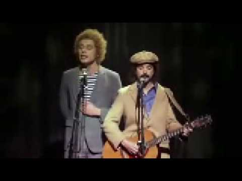 Flight Of The Conchords~Simon & Garfunkel