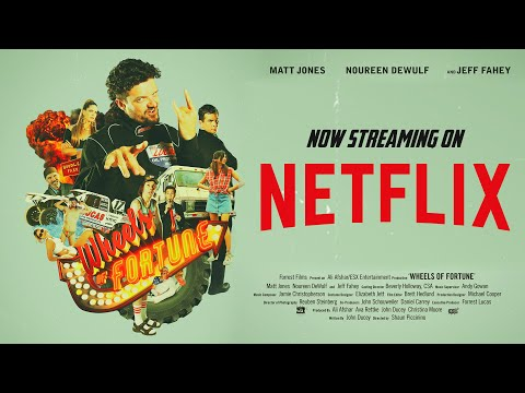 Wheels Of Fortune l Official Trailer l Now Streaming On Netflix
