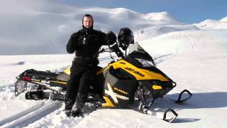 5. 2013 Ski-Doo Summit: Dealer Reaction