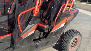 9. 2016 Can AM Maverick Max XRS 1000 Turbo