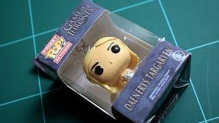 Game of Thrones Daenerys Targaryen Bobble Head Figure Key Chain Images: http://imgur.com/a/wxrFk Patreon:...