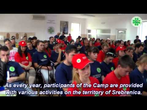 International Youth Working Camp - Franco Bettoli 2013
