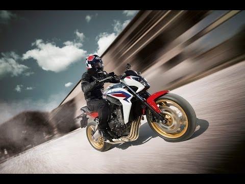 Vídeos de la Honda CB600F ABS de 2014