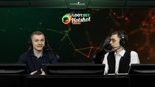 (RU) | LOOT.BET Hotshot Series S2 | ex-3DMAX vs forZe | map 2 | by @Mr_Zais & @zloba13
