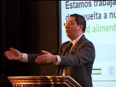 Luis Enrique Monterroso (SESAN Guatemala)