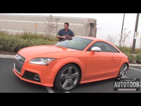 2010 Audi TTS Quick Look