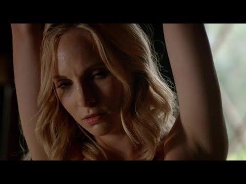 Vampire Diaries Season 7 - The Vampire Diaries: 7x02 - Mary Louise tortures Caroline [HD]