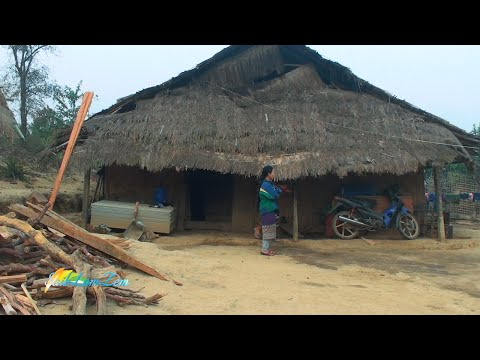 Southeast Asia Life Of Hmong In laos | Travel Part 84. 7/21/2016