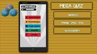 Mega Quiz YouTube video