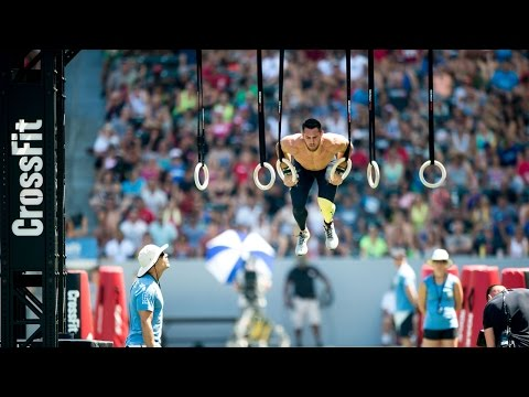 muscle - The CrossFit Games -- (http://games.crossfit.com) The CrossFit Games® - The Sport of Fitness™ The Fittest On Earth™