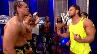 Nonton A Tag Team Brawl Erupts   Smackdown   August 24  2012 Film Subtitle Indonesia Streaming Movie Download